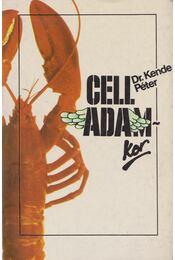 Celladam-kor - Dr. Kende Péter - Régikönyvek