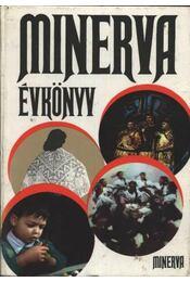 Minerva Évkönyv 1975. - Dr. Major Klára - Soltész Nagy Anna (szerk.) - Régikönyvek