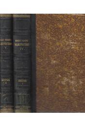A középkor története I-II. kötet - Dr. Molnár Antal, Dr. Ribáry Ferencz - Régikönyvek