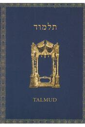 A Talmud könyvei - Dr. Molnár Ernő - Régikönyvek