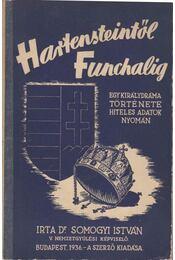 Hartensteintől Funchalig - Dr. Somogyi István - Régikönyvek
