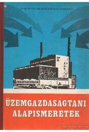 Üzemgazdaságtani alapismeretek a szakmunkásképző iskolák számára - Dr. Surányi Kálmán - Régikönyvek