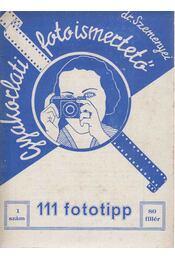 111 fototipp - Dr. Szemenyei Bálint - Régikönyvek