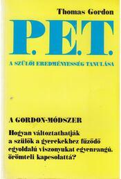 P.E.T. -  Dr. Thomas Gordon - Régikönyvek