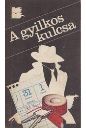 A gyilkos kulcsa / A szoknyás vipera - Dr. Vedres Géza - Régikönyvek