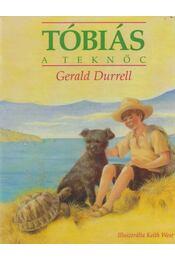 Tóbiás a teknőc - Durell, Gerald - Régikönyvek