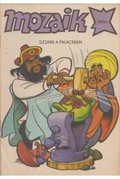 Dzsinn a palackban (Mozaik 1983/2.) - Régikönyvek