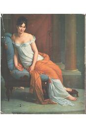 A női szépség az európai festészetben - Eckardt, Götz - Régikönyvek