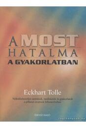 A most hatalma a gyakorlatban - Eckhart Tolle - Régikönyvek