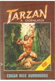 Tarzan a csodálatos - Edgar Rice Burroughs - Régikönyvek
