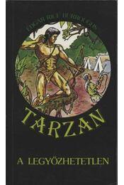 Tarzan a legyőzhetetlen - Edgar Rice Burroughs - Régikönyvek