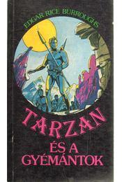 Tarzan és a gyémántok - Edgar Rice Burroughs - Régikönyvek
