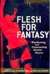 Flesh for Fantasy - EGAN, DANIELLE R, - FRANK, KATHERINE - Régikönyvek