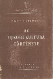 Az újkori kultúra története I. - Egon Friedell - Régikönyvek