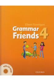 Grammar Friends 4 - Eileen Flannigan - Régikönyvek
