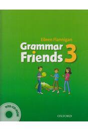 Grammar Friends Student's Book 3 - Eileen Flannigan - Régikönyvek