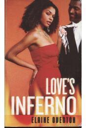 Love's inferno - Overton, Elaine - Régikönyvek