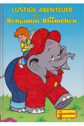 Lustige Abenteuer mit Benjamin Blümchen - Elfie Donelly - Régikönyvek