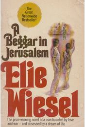 A Beggar in Jerusalem - Elie Wiesel - Régikönyvek