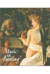 Music in Painting - Ember Ildikó - Régikönyvek