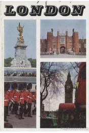 London - Ember Mária - Régikönyvek