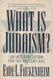What is Judaism? - Emil L. Fackenheim - Régikönyvek