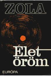 Életöröm - Émile Zola - Régikönyvek