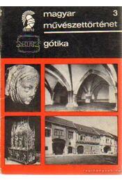 Gótika - Entz Géza - Régikönyvek