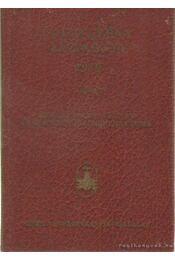 Épületszerelvények és egészségügyi berendezések I. kötet - Régikönyvek