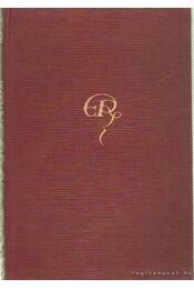 A nagy sikoly I-II. kötet (aláírt) - Erdős Renée - Régikönyvek