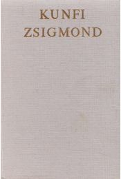 Kunfi Zsigmond - Erényi Tibor - Régikönyvek