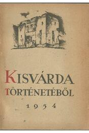 Kisvárda történetéből - Éri István - Régikönyvek
