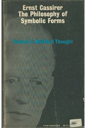 The Philosophy of Symbolic Forms Vol. 2: Mythical Thought - Ernst Cassirer - Régikönyvek