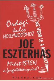 Ördögi kulcs Hollywoodhoz - Eszterhas, Joe - Régikönyvek