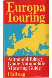 Europa Touring - Régikönyvek