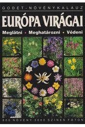 Európa virágai - Godet, Jean-Denis - Régikönyvek