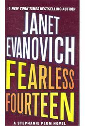 Fearless Fourteen - EVANOVICH,JANET - Régikönyvek