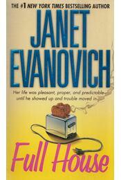 Full House - EVANOVICH,JANET - Régikönyvek