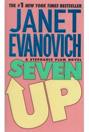 Seven Up - EVANOVICH,JANET - Régikönyvek
