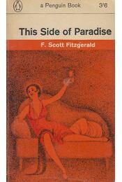 This Side of Paradise - F. Scott Fitzgerald - Régikönyvek