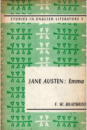 Jane Austen: Emma - F. W. Bradbrook - Régikönyvek