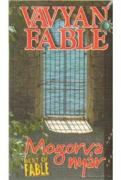 Mogorva nyár - Fable, Vavyan - Régikönyvek
