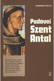 Padovai Szent Antal - Facco, Giannina - Régikönyvek