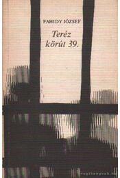 Teréz körút 39 - Fahidy József - Régikönyvek