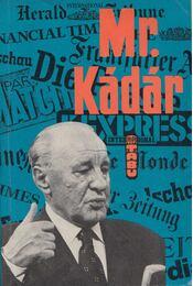 Mr. Kádár - Faragó Jenő - Régikönyvek