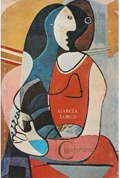 Cigányrománcok - Federico Garcia Lorca - Régikönyvek