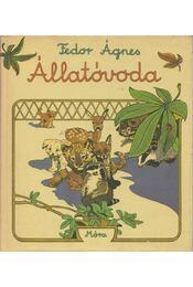 Állatóvoda - Fedor Ágnes - Régikönyvek