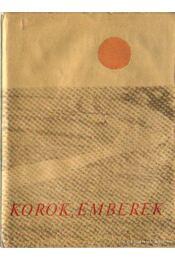 Korok, emberek - Fehér András - Régikönyvek