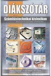 Számítástechnikai kislexikon - Fekete Gábor - Régikönyvek