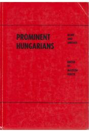 Prominent Hungarians - Fekete Márton - Régikönyvek